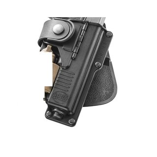 RBT19G Passive Retention Tactical Holster with Safety Strap